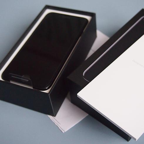 iPhone 7 ジェットブラック